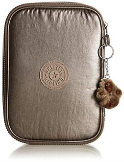 Kipling 100 Pens Case, Zip Closure, Interior Organization, M