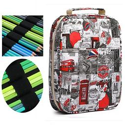 YOUNGCOL Colored Pencil Case Slot - Holds 150 Pencils or 102