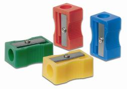 Swordfish 40259 Single Hole Wedge Pencil Sharpeners for 8mm