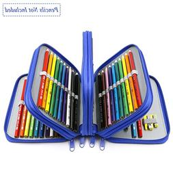 YOUSHARES® 72 Slots Pencil Case, Handy Large Capacity Oxfor