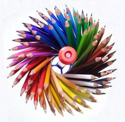 Colouring Pencils holder 96 hole slots pen markers for adult