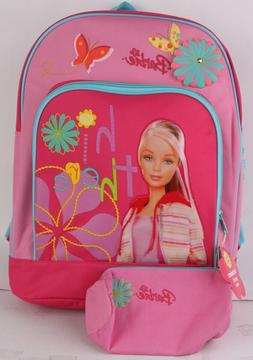 "Disney Barbie 16"" with Pencil Case"