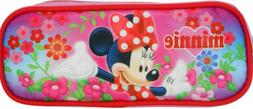 Disney Minnie Mouse Girls/Boys Authentic Licensed Pencil Cas