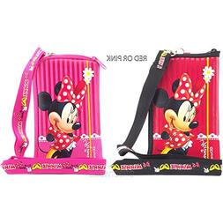Disney Minnie Mouse Pouch and Lanyard