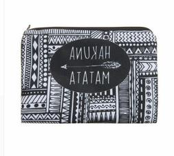 Hakuna Matata Fashion Case Makeup Pouch Cosmetic Pencil Bag