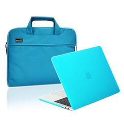 TOP CASE - Essential 2 in 1 Bundle Rubberized Hard Case + Ny