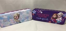 Tri-Coastal Set of 2 - Frozen Princess Pen, Pencil, and Mark