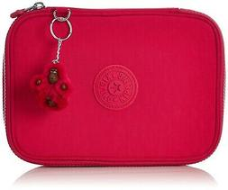 - Kipling 100 PENS Pencil Cases, 21 cm, 1.5 litres, Pink