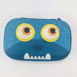 ZIPIT Wildlings Pencil Box, Blue