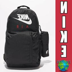 Nike Air Elemental Kids Backpack With Pencil Case Black/Whit