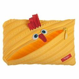ZIPIT Animals Big Pencil Case, Chicken
