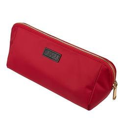 Cosmetic Makeup Bag - Portable Polyester Pouch, Nylon Travel