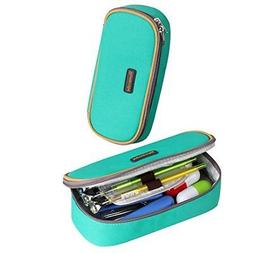 Homecube Big Capacity Pencil Case Green