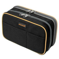 - Pencil Case, Homecube Large Capacity Pen Bag Makeup Pouch