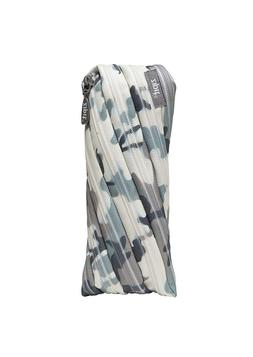 ZIPIT Camo Pencil Case, Grey Camouflage