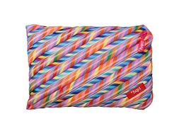 ZIPIT Colorz Jumbo Pencil Case, Stripes