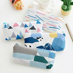 Cosmetic Bags Pencil Case Stationery Bag Cute Stationery Bag