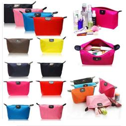 Cosmetic Makeup Bag Travel Toiletry Wash Organizer Beauty Pe