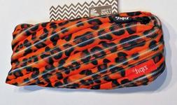 ZIPIT Cosmo Pencil Case, one long zipper, high quality, conv