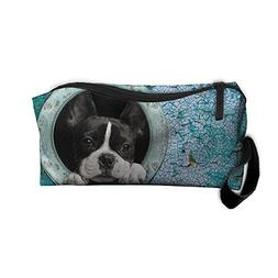 cute boston terrier bag pencil