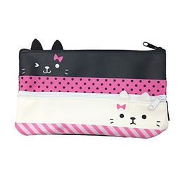 cute kitten pen pencil case