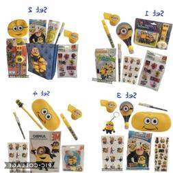 Despicable Me Minions Easter Basket Gift Set Action Figures