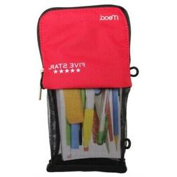 Mead Five Star Stand and Store Self Standing Pencil Pouch, C