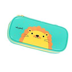 Funnylive Large Capacity Student Pencil-box Fashion Cute Ani