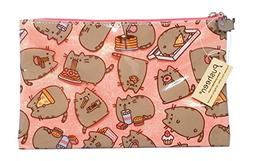 Gift For Pusheen Lover - Sparkly Pusheen Clutch Purse With Z