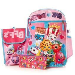 Peace Heart Backpack and Pencil Case Set
