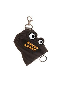 Zipit Grillz Monster Mini Zipper Pouch - Black
