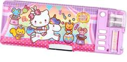 Hello Kitty Flash Multi Functional 2 Sided Holder Pencil Pen
