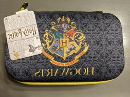 "Harry Potter Hogwarts 8-9"" inch Green Molded Pencil Case Cra"