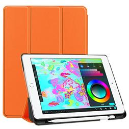 iPad 9.7 Inch 2017/2018 Case, Ratesell Kickstand Business Sl