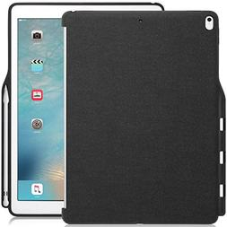 KHOMO iPad Pro 12.9 Inch Back Cover  - Companion Cover - Wit