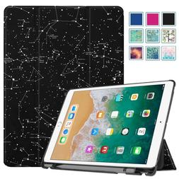 For iPad Pro 10.5 Inch 2017 Case Stand Cover with Built-in A