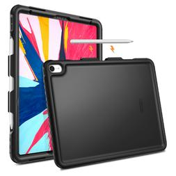 """For iPad Pro 12.9"""" 3rd Gen 2018 Silicone Case Cover Shock Pr"""