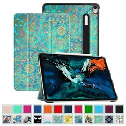 """For iPad Pro 12.9"""" 3rd Gen 2018 SlimShell Case Cover Stand w"""