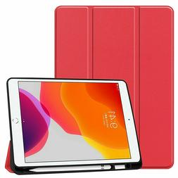 """iPad Pro Case 9.7"""" Smart Cover Magnetic Stand with Pencil Ho"""