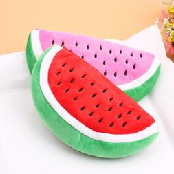 Kawaii Watermelon Pencil Case Gift Cosmetics Wallet Holder P