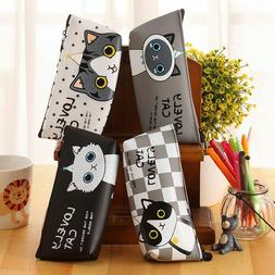 kevin and sasa crafts cat pencil case
