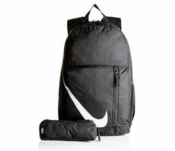 NIKE Kids' Elemental Backpack with Pencil Case - Black