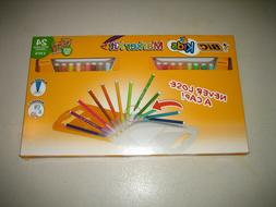 BIC Kids Marker Kit 24 Assorted Water Based Colored Markers