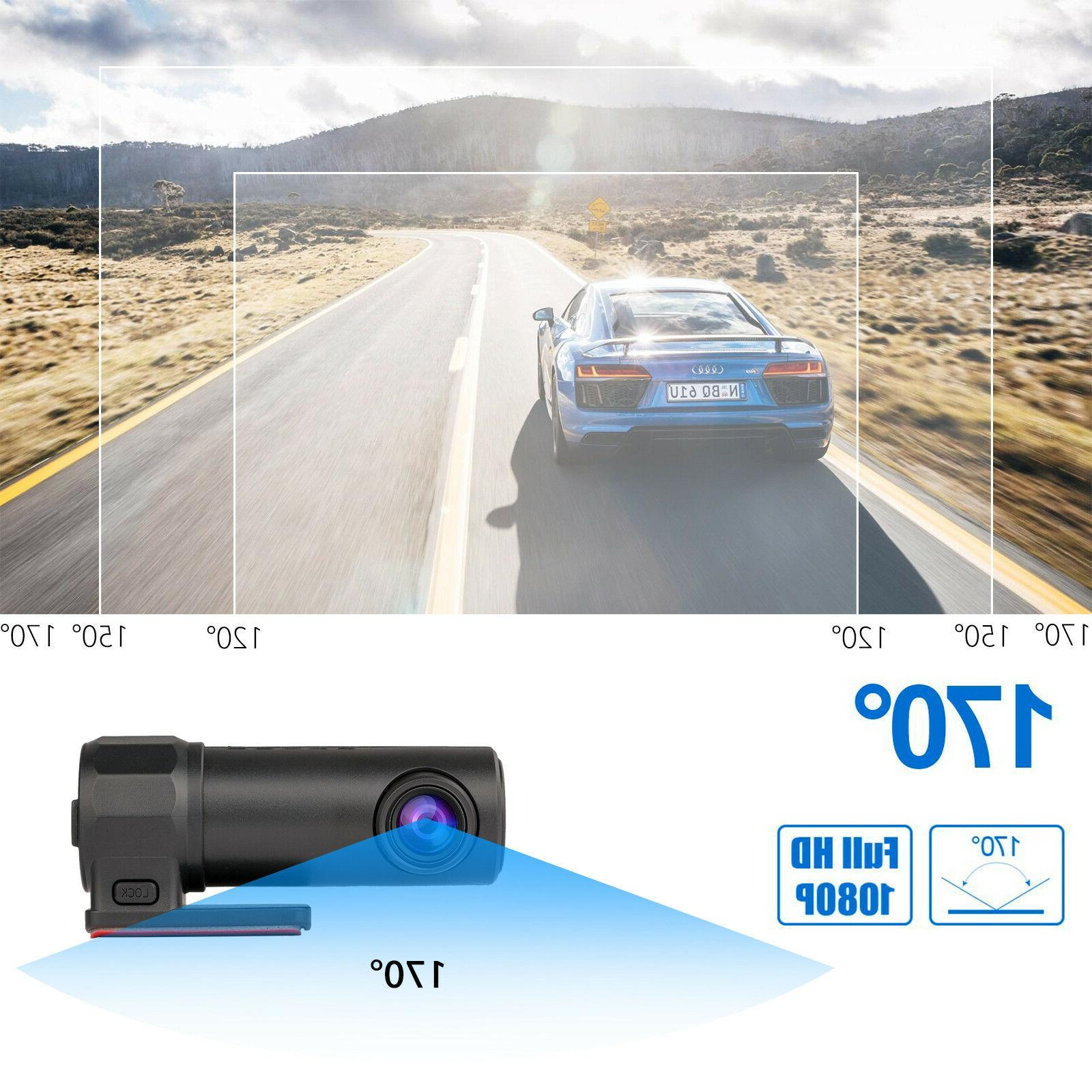 1080P HD Car Camera Recorder with Parking