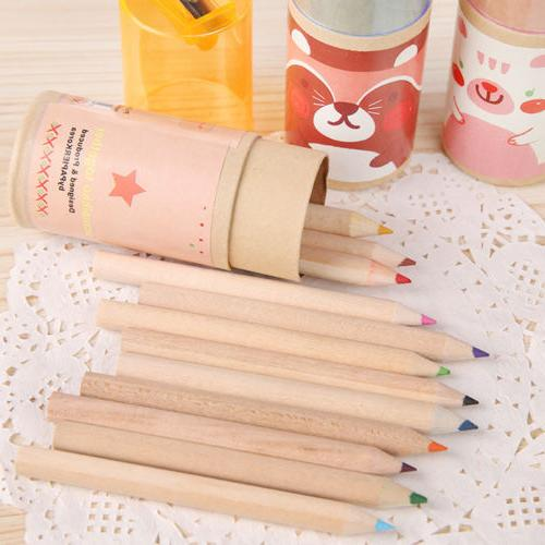 12pcs Painting Pencil With Box Gifts