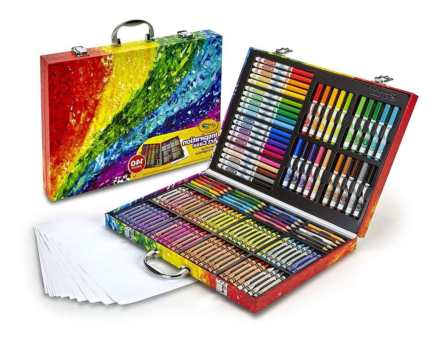 Drawing Art Color Sketching Case