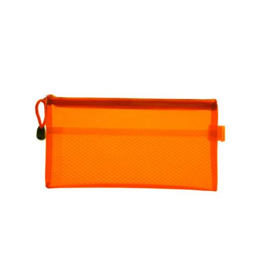 14pcs Pen Zipper Cosmetic Bag Storage