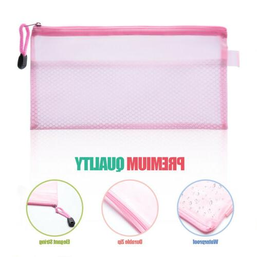14pcs Pencil Pen Case Zipper Pouch