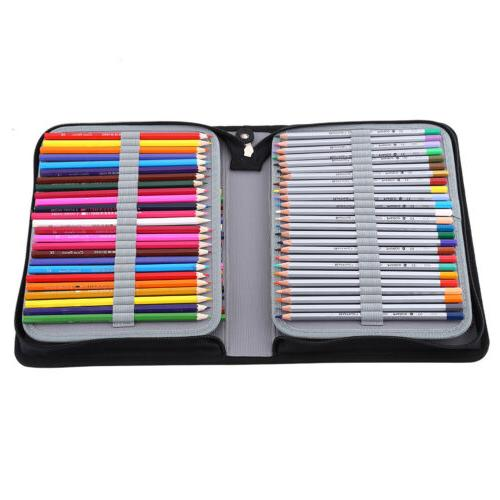 150 Slots Case Stationery Drawing Painting