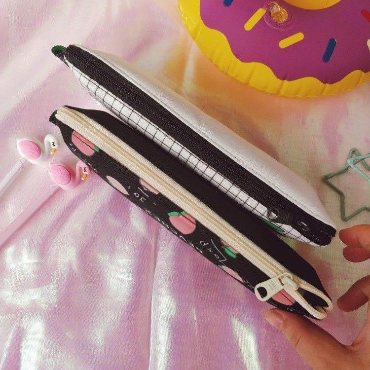 1pcs Bag Pencil Stationery Bag Pouch Gift